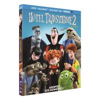 Hotel Transylvanie 2 Combo Blu-ray 3D + 2D