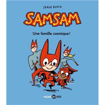 SamsamFamille Cosmique !