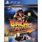 Retour Vers Le Futur 30ème Anniversaire PS4
