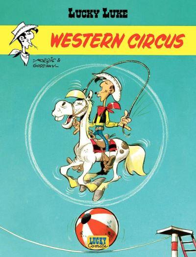 Lucky Luke - tome 5 - Western Circus - 9782884717021 - 5,99 €