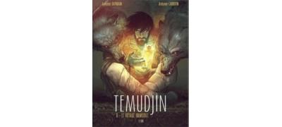 Temudjin - tome 2 Le voyage immobile