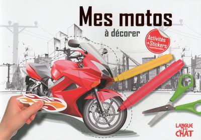Mes motos a decorer