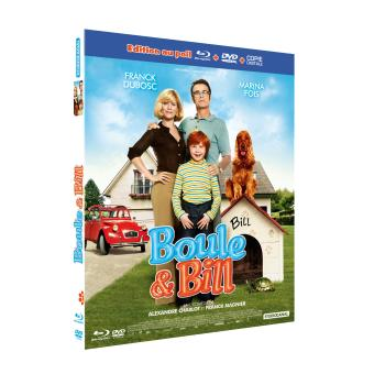 Boule et BillBoule et Bill - Combo Blu-Ray + DVD