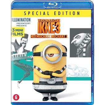 Verschrikkelijke Ikke 3 (Despicable Me 3) BIL Bluray