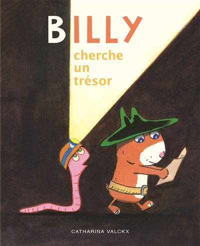 Billy cherche un trésor