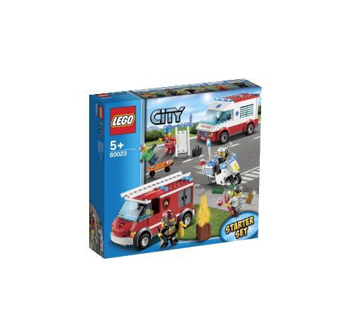 LEGO® City 60023 Ensemble de véhicules LEGO® City