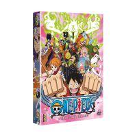 One Piece Whole Cake Island Volume 5 DVD