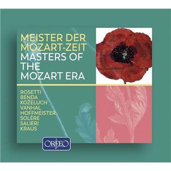 Les Maîtres de l'époque Mozartienne