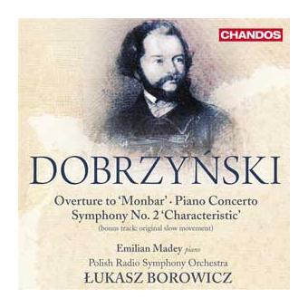 Overture To 'monbar' - Piano Concerto Symphony No. 2 'characteristic'