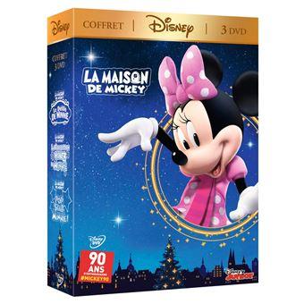 Dvd La Maison De Mickey Achat Dvd Blu Ray Fnac
