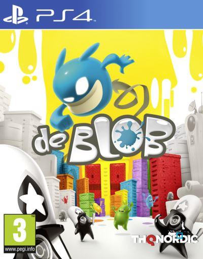 De Blob 1 PS4