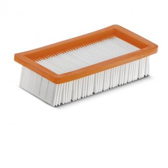 Filtre plissé plat pour Kärcher AD3200, AD 3 Premium Fireplace