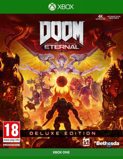 Doom Eternal Deluxe Edition Xbox One