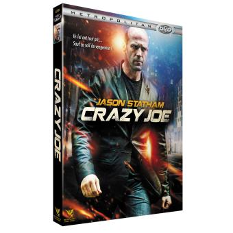 Crazy Joe DVD