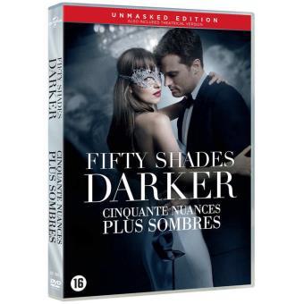 Fifty Shades Darker (Cinquante Nuances Plus Sombres)-BIL