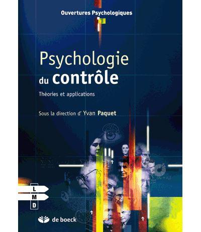 Psychologie du contrôle