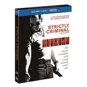 Strictly Criminal Blu-ray + DVD