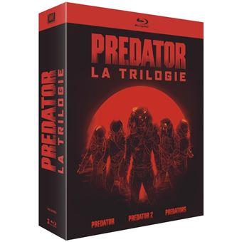 PredatorCoffret Predator La Trilogie Blu-Ray
