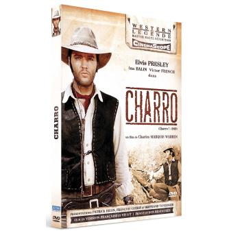 Charro ! DVD