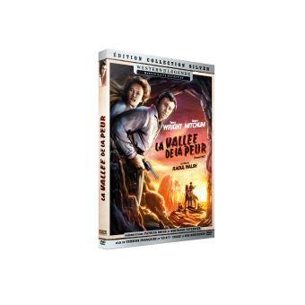 La vallée de la peur DVD