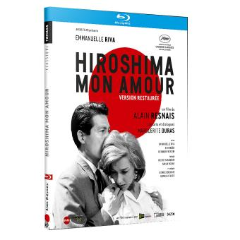 Hiroshima mon amour Blu-Ray Edition Collector
