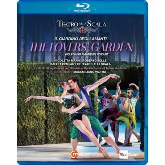 The Lovers' Garden Blu-ray