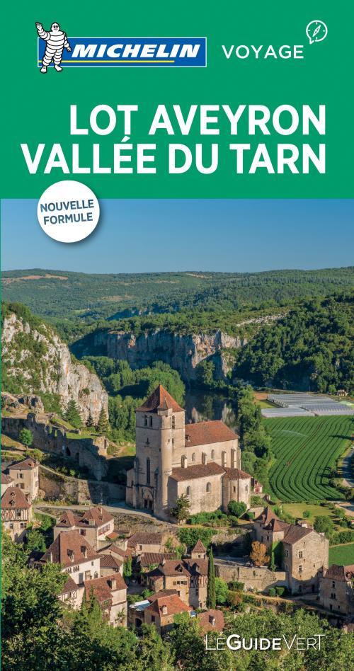 Guide Vert Lot Aveyron, Vallée du Tarn