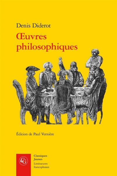 Œuvres philosophiques
