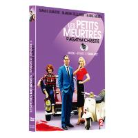 Les petits meurtres d'Agatha Christie Témoin muet DVD