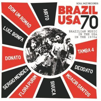 Brazil USA 70 - 2LP