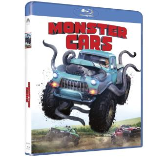 Monster Cars Blu-ray