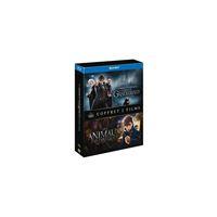 Coffret Les Animaux fantastiques 1 et 2 Blu-ray
