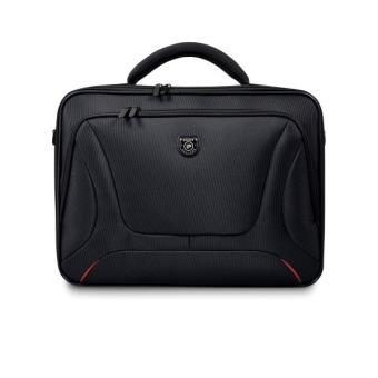 """Sacoche Port Designs Courchevel Clamshell pour PC Portable 17.3"""" Noir"""