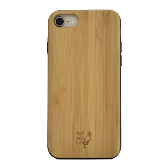 VeryBadCoque Case Bamboo iPhone 7/8