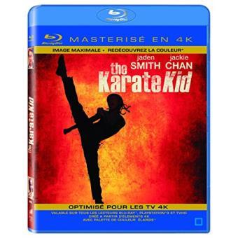 The Karaté Kid Edition remasterisée Blu-ray