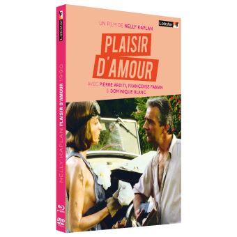 Plaisir d'amour DVD