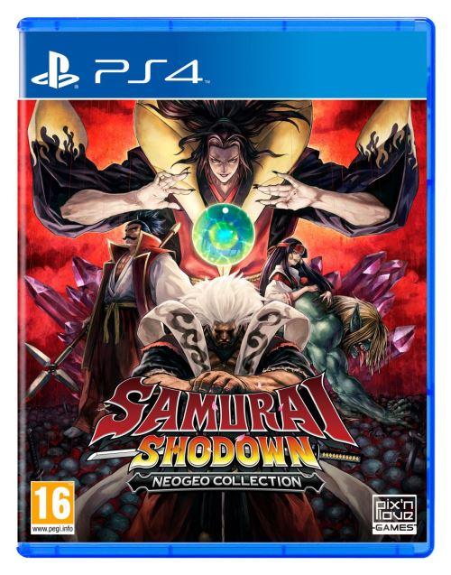 Samurai Shodown Neogeo Collection PS4