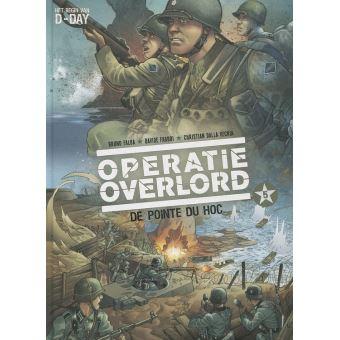 peratie Overlord - NL 5: De Pointe du Hoc