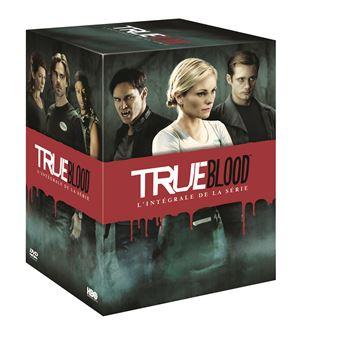 True BloodCoffret intégral des Saisons 1 à 7 DVD