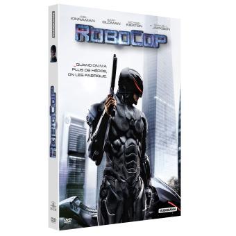 RobocopRoboCop (2014) DVD