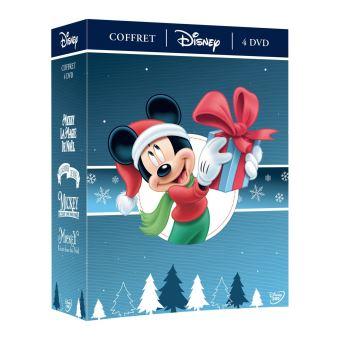 MickeyCOFFRET DVD MICKEY NOEL -VF