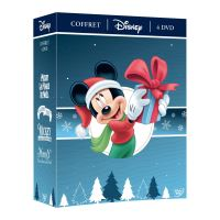 Coffret Mickey Noël DVD