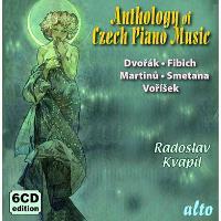 Anthologie de musique Tchèque  - Volume 2