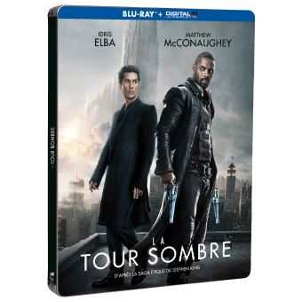 La Tour sombre Steelbook Blu-ray