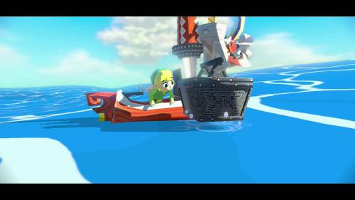 Legend Of Zelda Wind Waker Hd Figurine Jeux Video Achat Prix Fnac