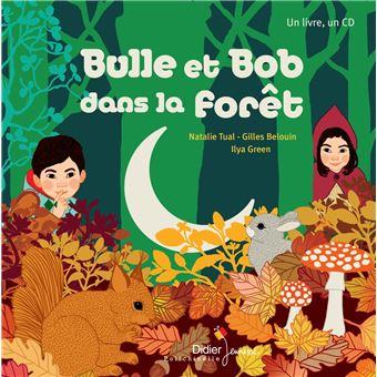 Bulle et BobBulle et Bob dans la forêt