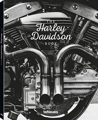 Top The Harley Davidson book Edition trilingue anglais-français  FP83