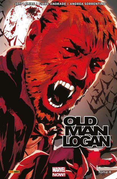 Old man Logan (2015) T04 - Retour dans les terres perdues - 9782809479799 - 9,99 €
