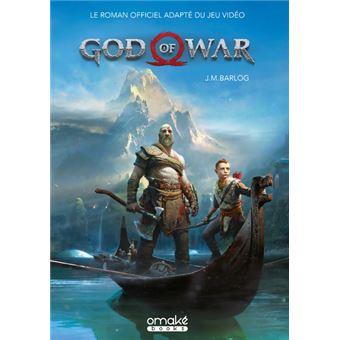 God of warLe roman officiel du jeu vidéo