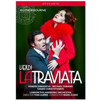 Verdi La Traviata DVD